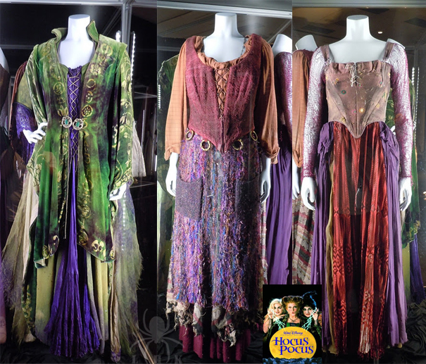 hocus_pocus__sanderson_sisters___costumes_by_ladyhexaknight-d4f9by0