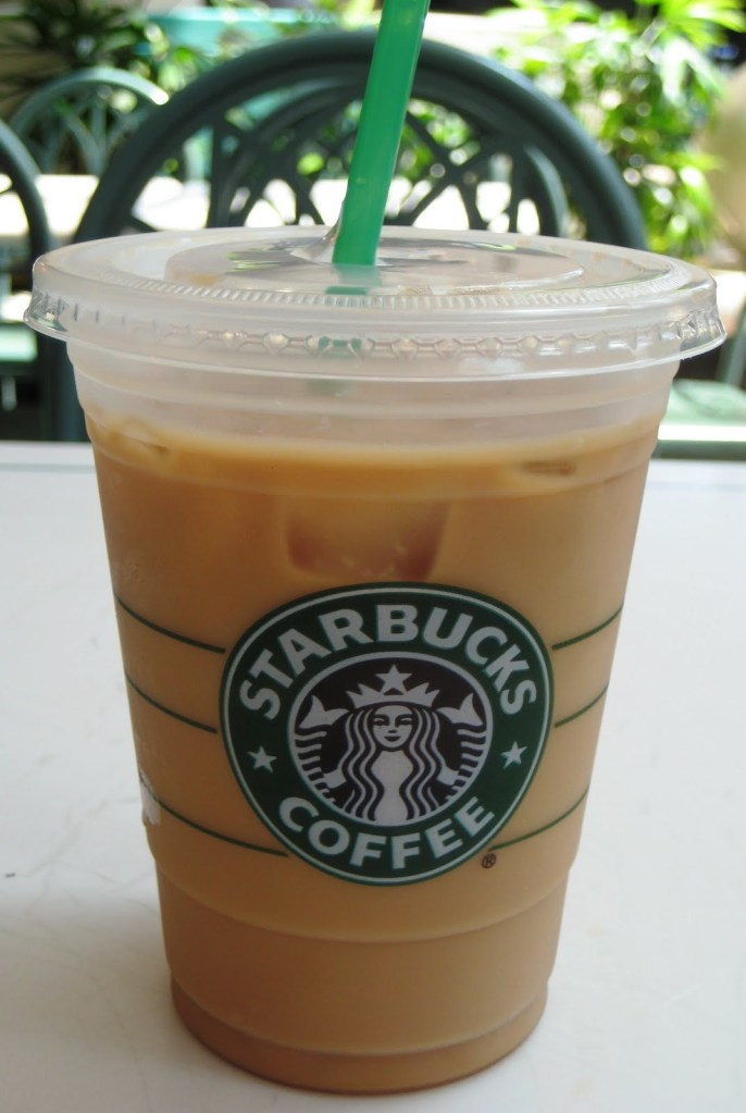 coffee and iced coffee